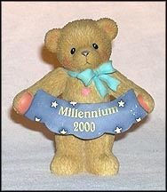 Avon Millennium Exclusive, Cherished Teddies Figurine #663883A