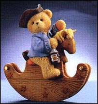 Paul - You Can Always Trust Me To Be There, Cherished Teddies Figurine #676888