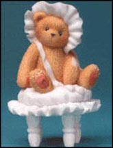 Trina - My Memories Of You Are Kept In My Heart, Cherished Teddies Figurine #676985A