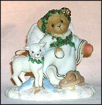 Stella - Touches Of Heaven Can Be Found On Earth, Cherished Teddies Figurine #706795