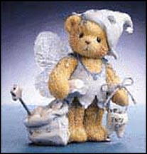 Wanda - A Sprinkling Of Fairy Dust Will Make You Feel Better, Cherished Teddies Figurine #786705