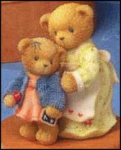 Jan And Elise, Cherished Teddies Figurine #789666