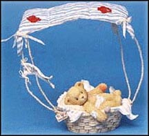 Billie - A Bundle Of Joy From Heaven Above, Cherished Teddies Figurine #790206 MAIN