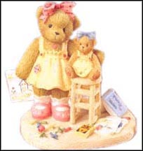 Rosemary - Colorful Days Are Spent With You, Cherished Teddies Figurine #811750 MAIN