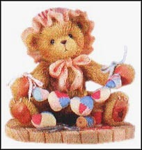 Zinnia - Happiness Inside And Out, Cherished Teddies Figurine #852783