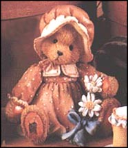Prudence - A Friend To Be Thankful For, Cherished Teddies Figurine #912808