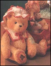 Carolyn - Wishing You All Good Things, Cherished Teddies Figurine #912921