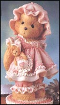 Holding On To Someone Special, Cherished Teddies Figurine #916285