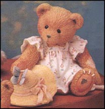 Courtney - Springtime Is A Blessing From Above, Cherished Teddies Figurine #916390