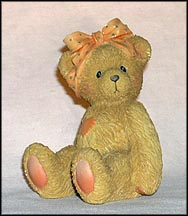 Karen - Best Buddy, Cherished Teddies Figurine #950432K