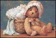Jasmine - You Have Touched My Heart, Cherished Teddies Figurine #950475