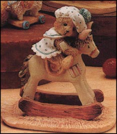 Beth - Bear Hugs, Cherished Teddies Figurine #950637 MAIN