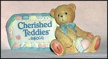 Signage Plaque - Cherished Teddies Store Sign, Cherished Teddies Plaque #951005E