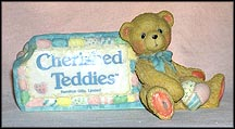 Cherished Teddies Store Sign - Hamilton Gifts, Cherished Teddies Plaque #951005EH