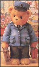 Lloyd, Cherished Teddies Figurine #CT003