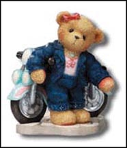 Deena Wilde The Famous Country Singer, Cherished Teddies Figurine #CT011