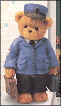 Lloyd, Cherished Teddies Figurine #CT103