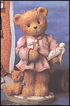 Hilary Hugabear, Cherished Teddies Figurine #CT952
