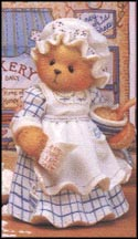 Emily E. Claire, Cherished Teddies Figurine #CT962