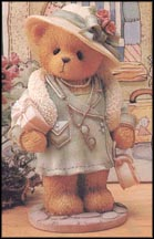 Eleanor P. Beary, Cherished Teddies Figurine #CT971