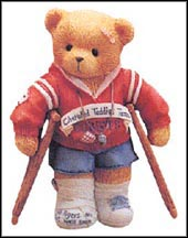 Wade Weathersbee, Cherished Teddies Figurine #CT982