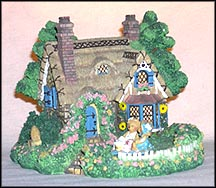 A Picnic For Two, Cherished Teddies Cottage #VSC001