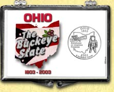 Ohio - The Buckeye State Snaplock Display