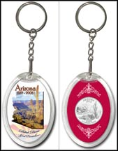 Arizona - Grand Canyon Keychain