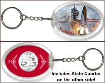 Florida - Gateway To Discovery Keychain
