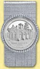 Harpers Ferry National Historical Park Quarter Money Clip