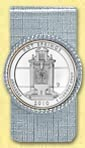 Hot Springs National Park Quarter Money Clip MAIN