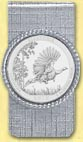 Kisatchie National Forest Quarter Money Clip