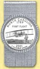 North Carolina Quarter Money Clip