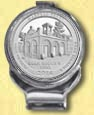Harpers Ferry National Historical Park Quarter Deluxe Money Clip