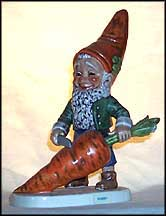 Robby The Vegetarian, Goebel Co-Boy's Figurine  #501 MAIN