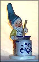 Mike The Jam Maker, Goebel Co-Boy's Figurine  #502 MAIN