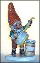 Tom The Honey Lover, Goebel Co-Boy's Figurine  #504 MAIN