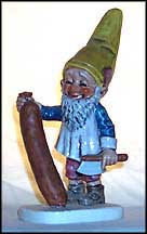 Wim The Court Supplier, Goebel Co-Boy's Figurine  #507