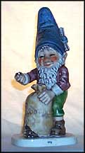 Utz The Banker, Goebel Co-Boy's Figurine  #513