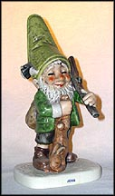 John The Hawkeye Hunter, Goebel Co-Boy's Figurine  #518