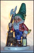 Conny The Night Watchman, Goebel Co-Boy's Figurine  #520