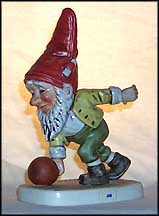 Jim The Bowler, Goebel Co-Boy's Figurine  #526