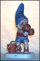 Max The Boxing Champ, Goebel Co-Boy's Figurine  #527