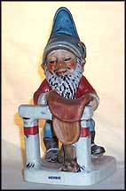 Herbie The Horseman, Goebel Co-Boy's Figurine  #532