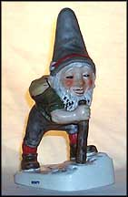 Monty The Mountain Climber, Goebel Co-Boy's Figurine  #533