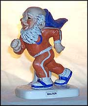 Walter The Jogger, Goebel Co-Boy's Figurine  #545