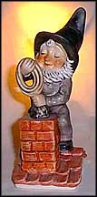Chuck The Chimney Sweep, Goebel Co-Boy's Figurine  #550