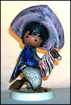 My First Horse, Goebel Figurine by Ted DeGrazia  #103-12