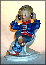 Music Buff, Goebel Today's Children Figurine  #10712-14