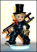Chimney Sweep, Goebel Figurine  #1074012